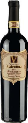 Вино красное сухое «Valentina Barbaresco» с защищенным географическим указанием