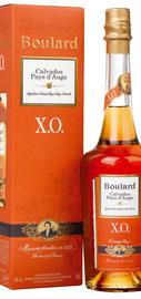 Кальвадос «Boulard X.O.» в подарочной упаковке