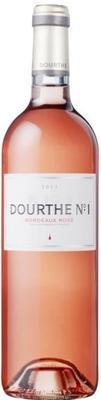 Вино розовое сухое «Dourthe №1 Bordeaux Rose» 2014 г.