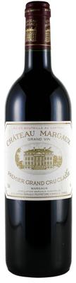 Вино красное сухое «Chateau Margaux» 1986 г.