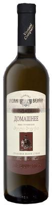 Вино столовое белое сухое «Старый Метехи Домашнее»