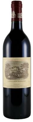 Вино красное сухое «Chateau Lafite Rothschild» 2011 г.