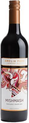Вино красное сухое «Amelia Park Mishmash Red» 2010 г.