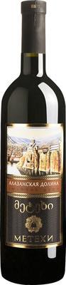 Вино красное полусладкое  «Alazani Valley Metekhi»