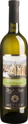 Вино белое сухое «Tsinandali Metekhi»
