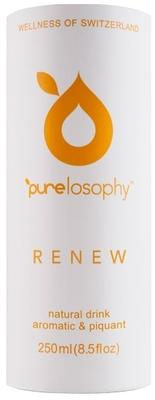 Вода «Purelosophy Renew»