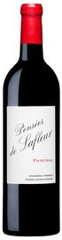 Вино красное сухое «Pensees de Lafleur» 2010 г.