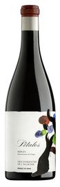Вино красное сухое «Petalos» 2014 г.