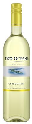Вино белое полусухое «Two Oceans Chardonnay» 2015 г.