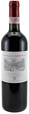 Вино красное сухое «Chianti Colli Senesi» 2013 г.
