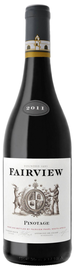 Вино красное сухое «Fairview Pinotage» 2015 г.
