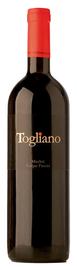 Вино красное сухое «Togliano Merlot Volpe Pasini (Friuli Colli Orientali)» 2013 г.