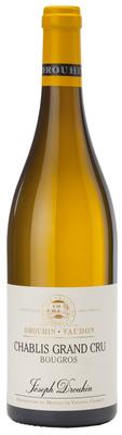 Вино белое сухое «Joseph Drouhin Chablis Grand Cru Bougros» 2012 г.