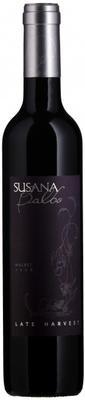Вино красное сладкое «Susana Balbo Late Harvest Malbec» 2012 г.