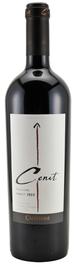 Вино красное сухое «Cenit» 2010 г.
