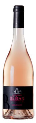 Вино розовое сухое «La Chapelle de Bebian Rose» 2015 г.