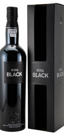 Вино красное сладкое «Noval Black » в подарочной упаковке