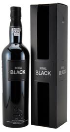 Вино красное сладкое «Noval Black» в подарочной упаковке
