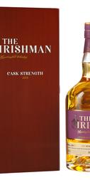 Виски ирландский «The Irishman Cask Strength Vintage Release» в деревянной подарочной упаковке