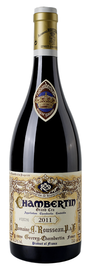 Вино красное сухое «Chambertin Grand Cru» 2003 г.