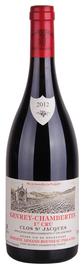 Вино красное сухое «Gevrey-Chambertin Premier Cru Clos St.-Jacques» 1998 г.
