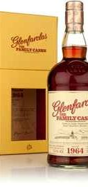 Виски шотландский «Glenfarclas 1964 Family Casks» в подарочной упаковке