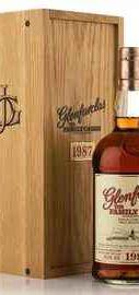 Виски шотландский  «Glenfarclas Family Casks 1987» в подарочной упаковке