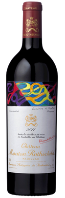 Вино красное сухое «Chateau Mouton Rothschild» 2000 г.