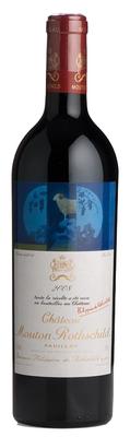 Вино красное сухое «Chateau Mouton Rothschild» 2008 г.