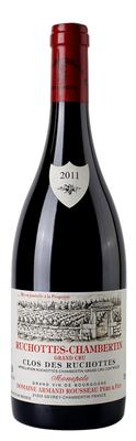 Вино красное сухое «Ruchottes Chambertin Grand Cru Clos des Ruchottes» 1996 г.