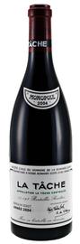 Вино красное сухое «La Tache Grand Cru» 2001 г.