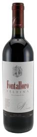 Вино красное сухое  «Fontalloro» 2009 г.