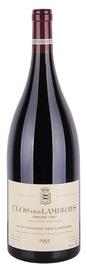 Вино красное сухое «Clos des Lambrays Grand Cru» 1995 г.