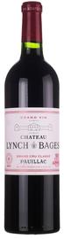 Вино красное сухое «Chateau Lynch-Bages» 1996 г.