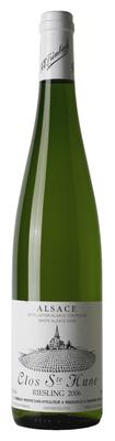 Вино белое сухое «Riesling Clos Sainte Hune» 2000 г.