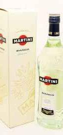 Вермут белый сладкий «Martini Bianco» в подарочной упаковке