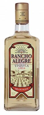 Текила «Rancho Alegre Gold»