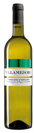 Вино белое полусухое «Villa Medoro Trebbiano d'Abruzzo » 2012 г.