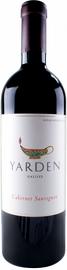Вино красное сухое «Yarden Cabernet Sauvignon» 2010 г.