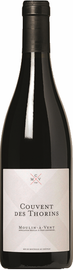 Вино красное сухое «Couvent des Thorins» 2011 г.