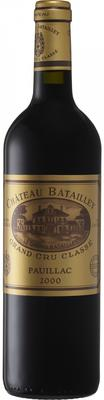 Вино красное сухое «Chateau Batailley» 2000 г.