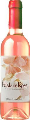 Вино розовое сухое «Petale de Rose Chateau La Tour de L'Eveque, 0.375 л» 2014 г.
