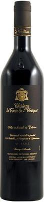 Вино красное сухое «Chateau La Tour de L'Eveque Noir&Or» 2003 г.