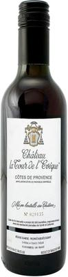 Вино красное сухое «Chateau La Tour de L'Eveque, 0.375 л» 2007 г.