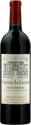 Вино красное сухое «Chateau La Lagune» 2005 г.