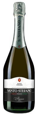 Винный напиток газированный белый брют «Santo Stefano»