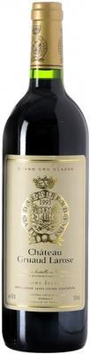 Вино красное сухое «Chateau Gruaud Larose» 1995 г.