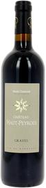 Вино красное сухое «Chateau Haut-Peyrous Rouges Retour de Palombieres» 2009 г.