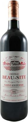 Вино красное сухое «Chateau Beau-Site, 1.5 л» 2009 г.
