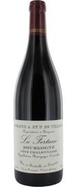 Вино красное сухое «Bourgogne Cote Chalonnaise La Fortune» 2012 г.